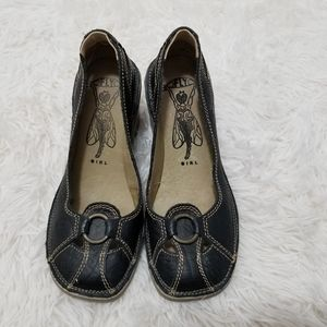 Fly London Girl Wedges, 35, Made in Portugal